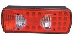 UT-008 LED TAIL LAMP FOR SCANIA, MAN MERCEDES