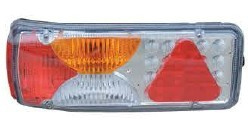 UT-005 LED TAIL LAMP FOR SCANIA, MAN, MERCEDES